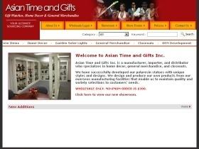 Asian Time and Gifts